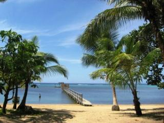 Secure Luxury Beachfront Home with private dock! - Roatan vacation rentals