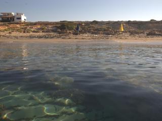 beachfront villa in private location - Formentera vacation rentals