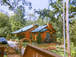 Ducks' Nest Mountain View Cottage with BIG jacuzzi - Ocoee vacation rentals