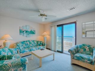 William & Mary 32-A - 2 BR, 2 BA Oceanfront Condo - Carolina Beach vacation rentals