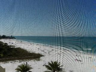 Crescent Arms 703S, Beachfront Penthouse, Gulf View from Every Room! 2BR/BA - Siesta Key vacation rentals
