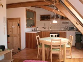 Vacation Apartment in Ravensburg - 484 sqft, located on a spacious farm - fun for the whole family (#… - Bad Waldsee vacation rentals