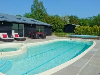 RUSHMORE LODGE, luxury cottage with swimming pool, sauna, steam room, pool table, in Knockholt Ref 16229 - Maidstone vacation rentals