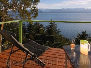 Amazing Lake view with 2 bedrooms & Balcony (AT5)! - Patagonia vacation rentals
