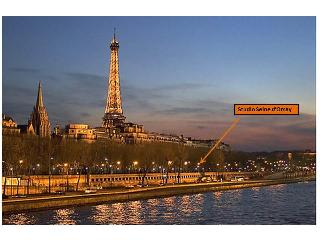 New and Perfect Vacation Rental by the Seine River and Eiffel Tower - Paris vacation rentals