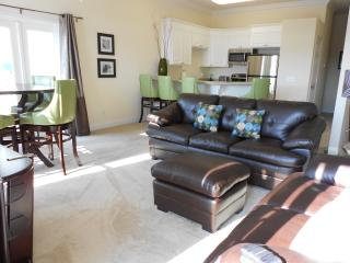 Quiet, Luxurious Townhome with Water View Near Sug - Panama City Beach vacation rentals