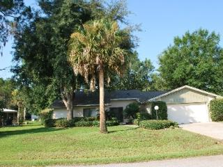 Pool Home in great Golf Community - Palm Coast vacation rentals
