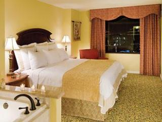 TWO rooms---the price of ONE center of Vegas Strip - Las Vegas vacation rentals