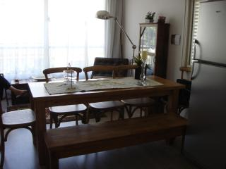 Luxury 3 rooms Prime location w/ private parking!! - Tel Aviv vacation rentals