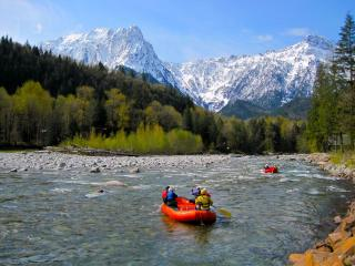 Riverfront, HUGE Views,Hot Tub, Sleeps 6, No Fees! - Skykomish vacation rentals