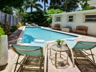 Palm on 5th Ave: Private Pool with Gourmet Kitchen - Wilton Manors vacation rentals