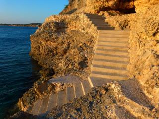 Dive at Your Doorstep! 1 bdrm ocean front villa - Curacao vacation rentals