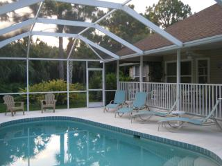 """Old Florida Style"" Villa + Heated Pool & Spa - Rotonda West vacation rentals"