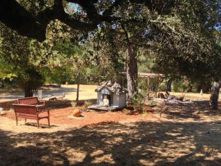 Private Meadow,  Hottub. Nature Preserve, Birdsong - Santa Cruz vacation rentals