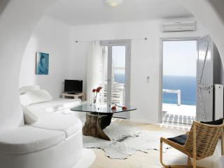 One bedroom(+living room) Apartments-Sea View/Pool - Paradise Beach vacation rentals