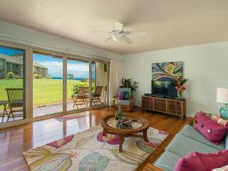 10% off available Nov-Dec 15!! Beautiful Ocean Views from Pali Ke Kua #141!! - Princeville vacation rentals