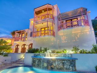 Sunset House at Long Bay, West End, Tortola - Ocean View, Pool, Pictures Can't Compare To The Realit - West End vacation rentals