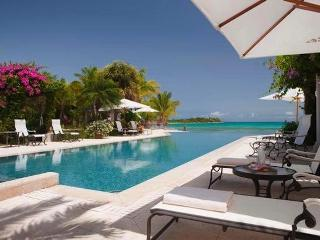 Luxury 5 bedroom Jumby Bay Resort villa. Overlooking the beautiful white coral sands of Pasture Bay! - Willikies vacation rentals
