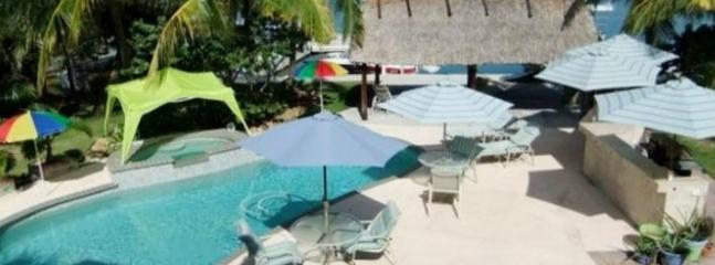 view from the 2nd floor balcony - Paradise - Key Largo - rentals