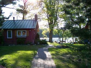 Quaint Log Cabin on Peaceful Northern MI Lake - Alden vacation rentals