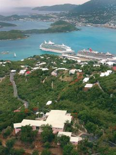 L'Esperance at Flag Hill, South Side St. Thomas - Ocean View, Pool, Tradewinds - Flag Hill vacation rentals
