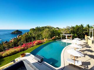 Costa Careyes Villa-three - Careyes vacation rentals