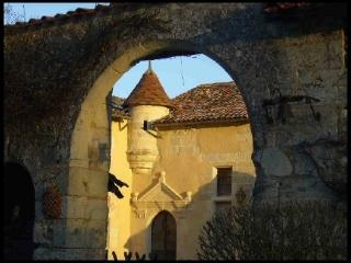 Villa Leguillac villa chateau leguillac perigord dordogne acquataine france - Limousin vacation rentals