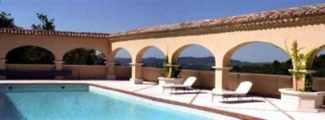 Villa Ventoux Villa to rent near the  Mont Ventoux in Provence. - Image 1 - Clugnat - rentals