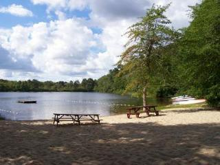 BREWSTER Pondside Apartment for TWO 70ft to pond - Wellfleet vacation rentals