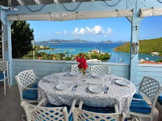 Captain's View - Best Views In Town, Day or Night - Cruz Bay vacation rentals
