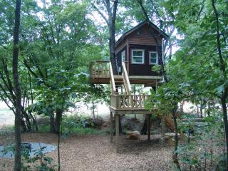 Tree House Vacations in the Shawnee Forest! - Karbers Ridge vacation rentals