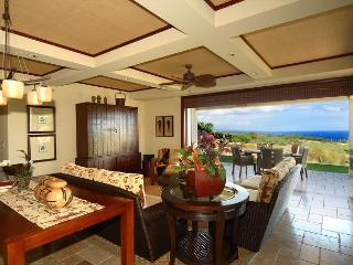 AMAZING OCEANVIEWS! GROUND FLOOR/BBQ! LAVA FLOW SPECIAL AUG-OCT 7TH NT COMP - Kamuela vacation rentals
