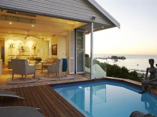 Bungalow on Clifton 4th beach with pool & jacuzzi - Cape Town vacation rentals