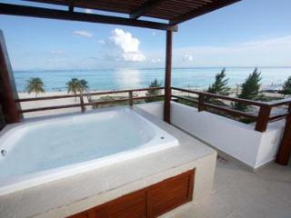 Beachfront Ocean View Penthouse - Joya - Playa del Carmen vacation rentals