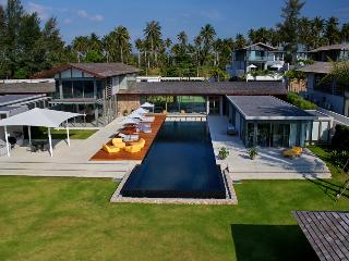 Bright Villa with Grill and Private Outdoor Pool - Takua Thung vacation rentals
