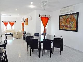 Perfect House with Balcony and Kitchen - Puerto Yucalpeten vacation rentals