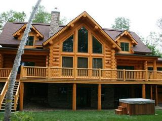 3-10 bedroom waterfront chalets in Mont Tremblant - Mont Tremblant vacation rentals