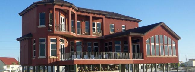 Beach side - 6 BD 6 bath, A true gulf front and a balcony pool - Navarre - rentals