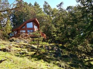 Daffodil Cove Cottage on the ocean - Gulf Islands vacation rentals