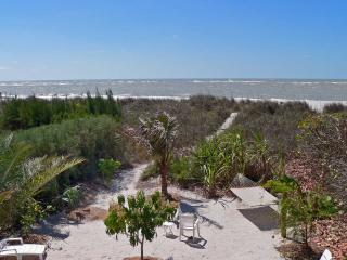 Beachfront House 4br/3ba +++Heated POOL+++SPA++PET - Treasure Island vacation rentals