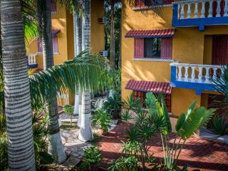 Furnished affordable Apartment in Cozumel Mexico/ King Size Unit 8 GF - Cozumel vacation rentals