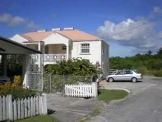 Ann Jenn apartment complex from a distance - FULLY-EQUIPPED APARTMENT ON BARBADOS SOUTH COAST - Maxwell - rentals