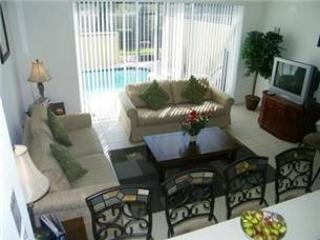 Interior View of Home - WH3T2573ML 3 BR Town Home with Splash Pool - Orlando - rentals