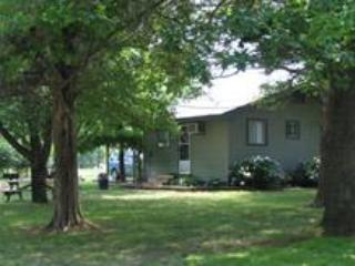 Tree Cottage #7,8  - Green Valley Resort - - Branson West vacation rentals