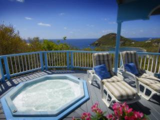Charming Stardust Cottage 2 Bed/2 Bath has Hot Tub and Sunset Views! - Cruz Bay vacation rentals