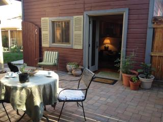 Charming, Carriage House w/private courtyard - Denver vacation rentals