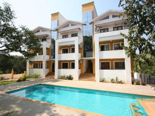 Luxury 2 bedroom flat for rent. Anjuna Goa - Anjuna vacation rentals