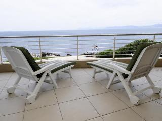3-bed absolute seafront apartment in De Kelders - Gansbaai vacation rentals
