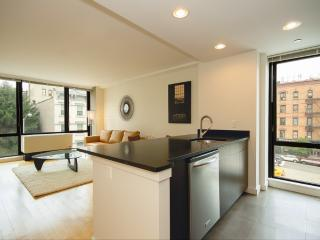 Modern 1 Br w/ Private Terrace near Central Park - New York City vacation rentals