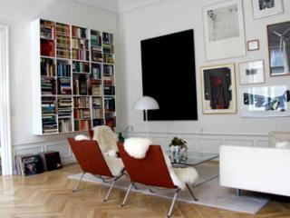 Luxurious Copenhagen apartment at Frederiksberg - Copenhagen vacation rentals